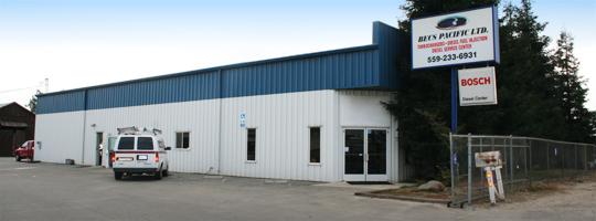 Fresno Ca Becs Pacific Ltd